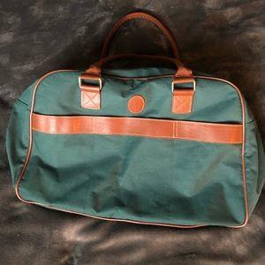 Vintage Ralph Lauren duffle/fragrance bag*Like new